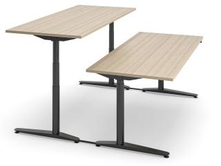 Sitz-Steh-Tisch »HZ« | HZB 700 als Gruppe