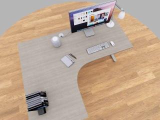 Schreibtisch | Sitz-Steh-Tisch »HZ«